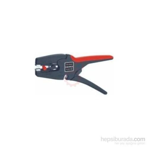 Knipex Kablo Sıyırma Aleti - Otomatık Derinlik Ayarlamalı 12 42 195