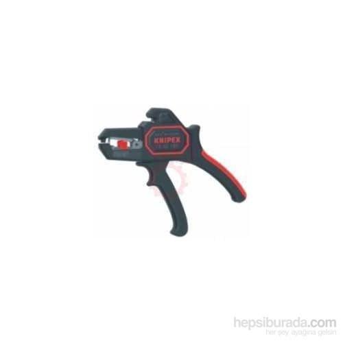Knipex Kablo Sıyırma Aleti - Otomatık Derinlik Ayarlamalı 12 62 180