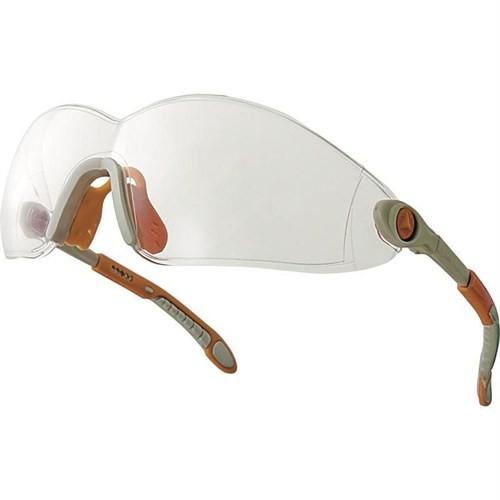 Delta Plus Gözlük Koruyucu Vulcano Clear
