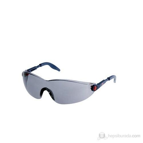 3M 2741 As/Af Konfor Sınıfı Gri Güvenlik Gözlüğü
