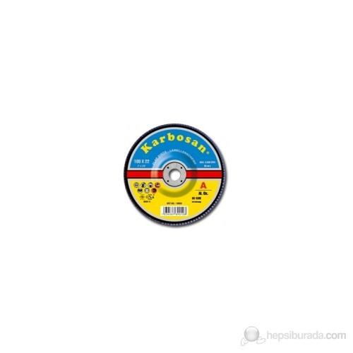 Karbosan 115X22 40 Kum Flap Diskler