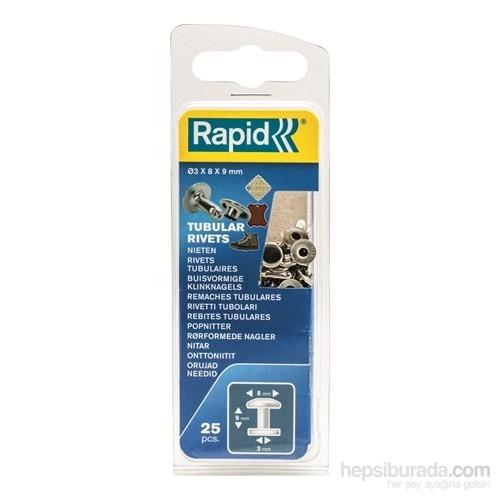 Rapid Boru Perçin 3x8x9mm