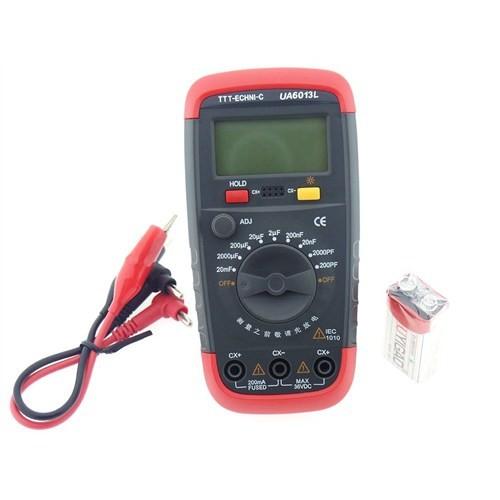 Tt-Technic Ua6013l Kapasitemetre