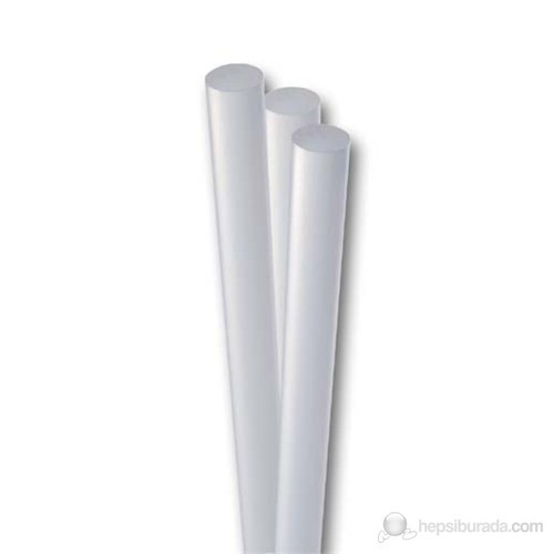 Steinel Şeffaf Kristal Mum Çubuk Silikon 8 Li Paket