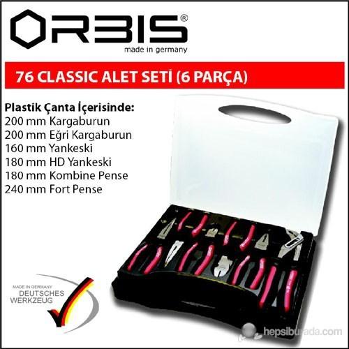 Orbis 76-716 Classic Alet Seti (6 Parça)