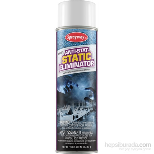 Sprayway Anti-Statik Sprey 091197