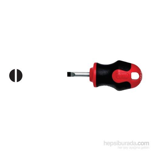 Ceta Form F13-040-025 C-Plus Topaç Düz Uçlu Tornavida 4X25mm