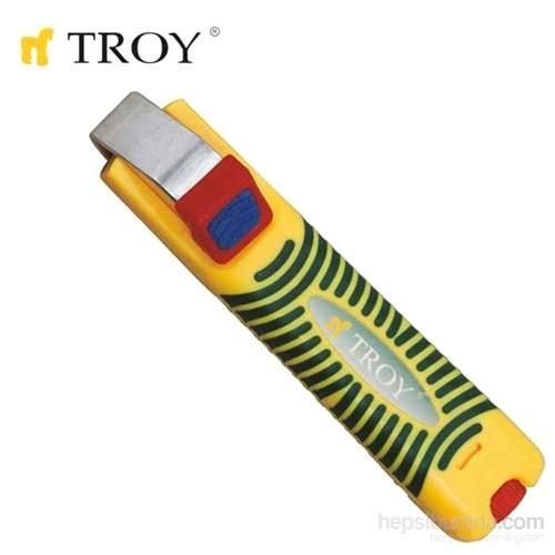 Troy 24004 Kablo Sıyırıcı (Ø 8-28Mm)