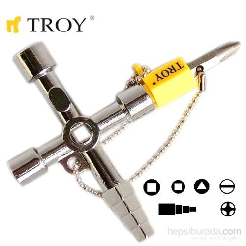 Troy 24014 Universal Kabin Anahtarı
