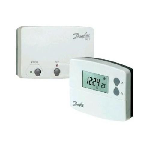 Danfoss TP 5001 RF Dijital Programlanabilir Kablosuz Oda Termostatı
