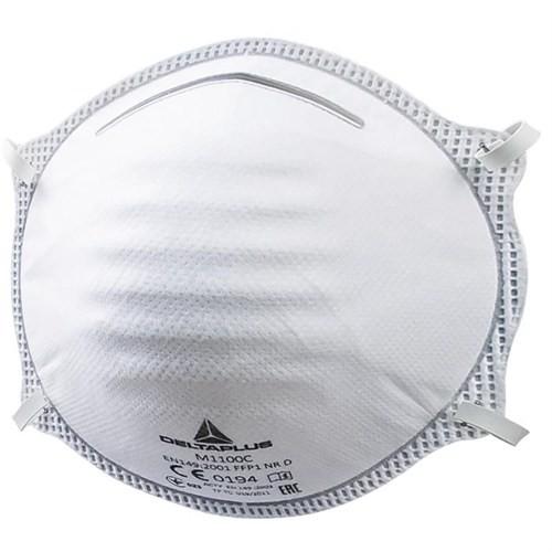 Delta Plus Toz Maskesi Konik Ventilsiz M1100 5 Adet