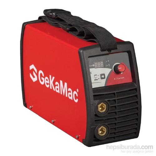 Gekamac Power Arc 200 Pfc İnvertör Kaynak Makinesi (605274)