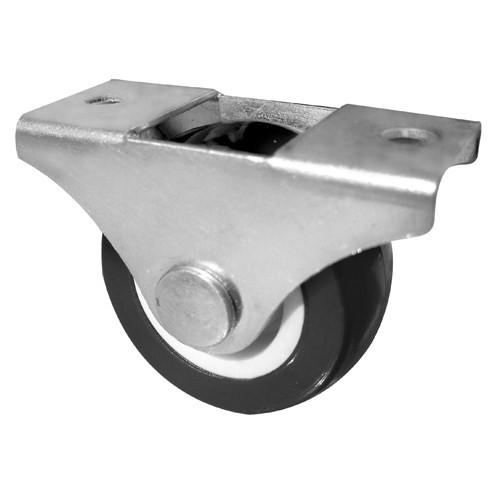 Sabit Tekerlek Poliüretan Kaplı 4'lü Ambalaj - 0265 Sus