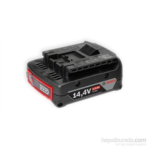 BOSCH GBA 14,4 V M-B Lityum Akü 14,4 Volt 2,0 Ah