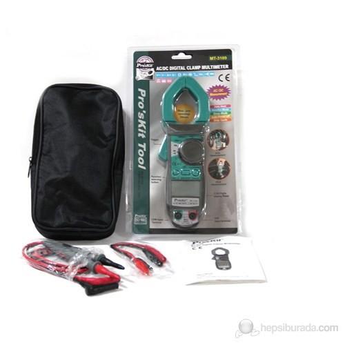 Pro's Kit Mt-3109 Ac/Dc Dijital Pens Multimetre