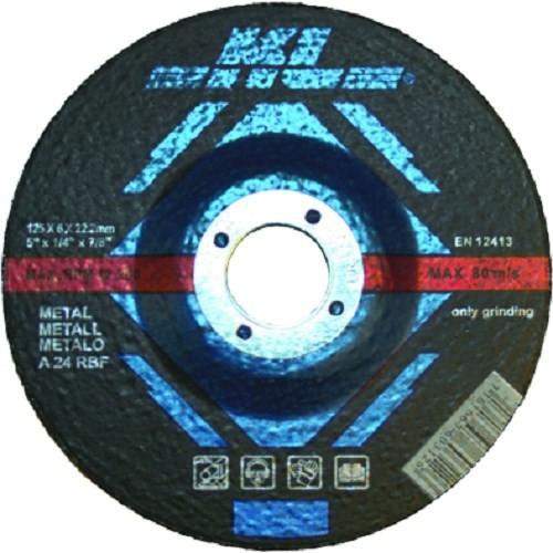 KL KLTA115 115X6X22.2 Metal Taşlama Diski
