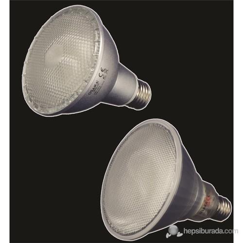 Osakalight 15W Enerji Tasarruflu Par30 Ampul E27 Ilık Beyaz