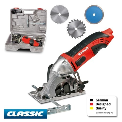Einhell Tc-Cs 860 Kit Mini Daire Testere 450W