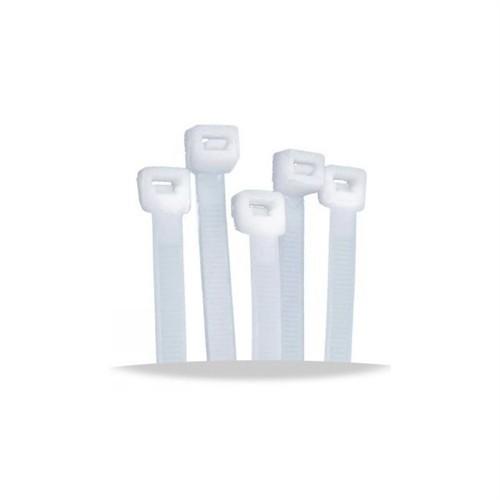 Soykan Plastik Kablo Kelepçeleri (Beyaz)