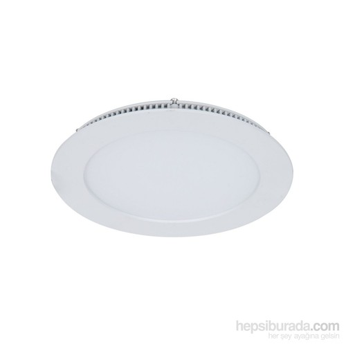 Armatür Lamptıme Panel Led Downlıght İnce 18W 3000K Sarı 260325 (185-200)