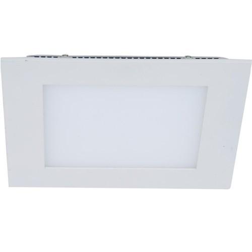 Armatür Lamptıme Panel Led Downlıght İnce Kare 24W 3000K Sarı 260332 (280-300)