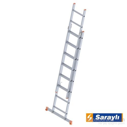 Saraylı Endüstriyel Merdiven 2X8 Sürgülü 3,5Metre