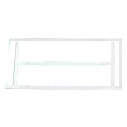 Armatür Lamptıme Led Panel İçin Sıva Üstü Kasa 30X120cm Beyaz 260018