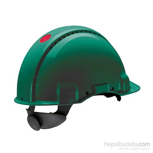 3M G3000 Yeşil Baret (20 Adet)