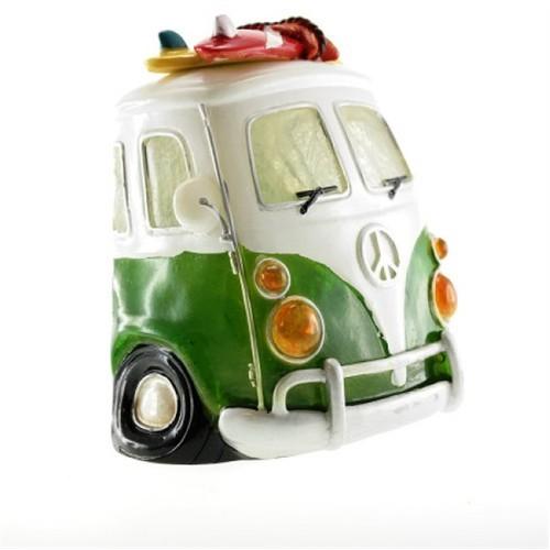Giftpoint Yeşil Ww Araba Gece Lambası Duvar Tipi