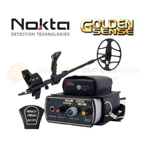 Nokta Dedektör Golden Sense Pro Paket