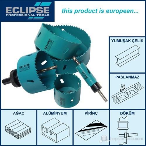 Eclipse Ebv30-35 Hss Delik Açma Testeresi 35Mm