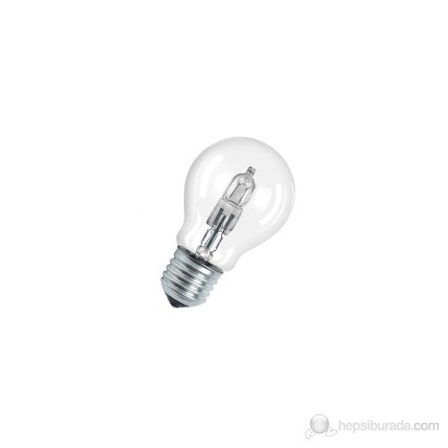 Osram Halolux Eco Enerji Tasarruflu Klasik A 30W E27 Halojen Lamba - 64542 A Eco