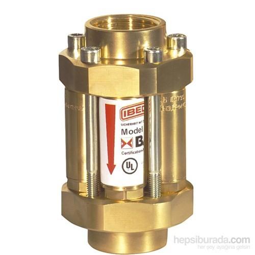 Yıldız IB0183 Alev Emniyet Valfi Dgn Basınç Düşürücü İçin Oksijen