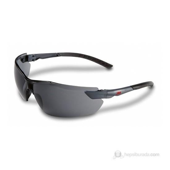 3M 2821 Güvenlik Gözlüğü Gri PC AS/AF