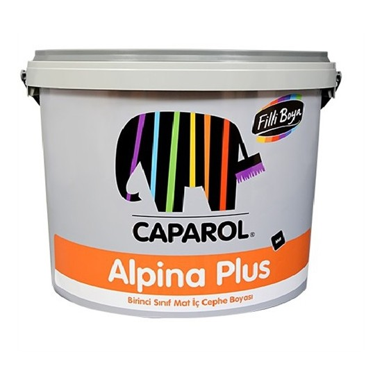 Filli Boya Alpina Plus Su Bazlı İç Cephe Plastik Boya 2.5Lt Lületaşı