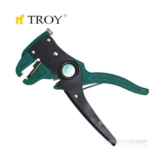 Troy 24007 Kablo Sıyırıcı (Otomatik)