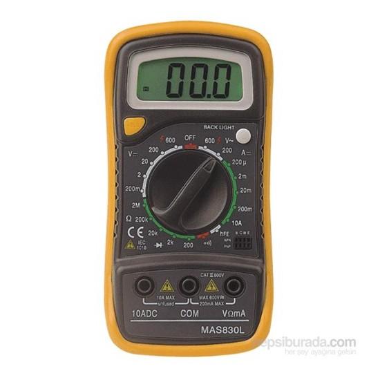 Mastech 830 L Multimetre Mas