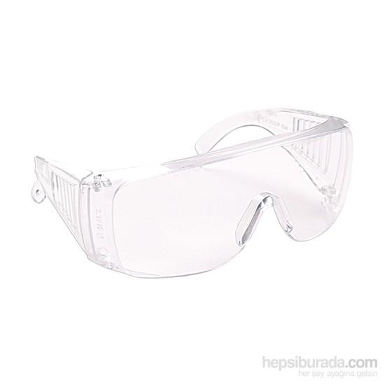 Cross Koruyucu Gözlük Şeffaf Buğulanmaz Lens