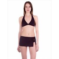 Ayyıldız 40674 Kahverengi Etekli Bikini