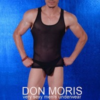 Don Moris DM080890 Transparan Tanktop