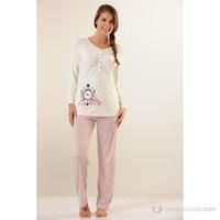 Missdore Viscon Pijama Takım