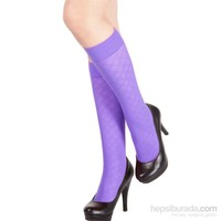 Pierre Cardin 4 Çift Desenli Dizaltı Çorap