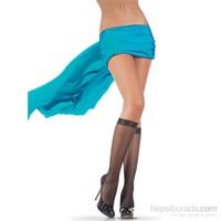 Pierre Cardin Dizaltı Çorap Liana Kadın Kestane