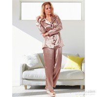 Miorre Saten Kadın Pijama Takımı