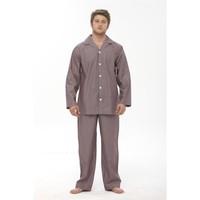 Thedon Renkli - Desenli Erkek Pijama Takımı
