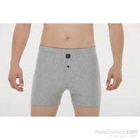 TheDON Jersey Açık Gri Penye/Örme Erkek Boxer