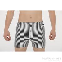 TheDON Jersey Desenli Penye/Örme Erkek Boxer