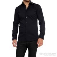 Efor Cepsiz Klasik Stil Erkek Gömlek