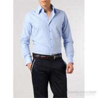 Efor Altro Sivri Yakalı Klasik Stil Erkek Gömlek