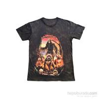 Darkzone 3D Erkek T-Shirt